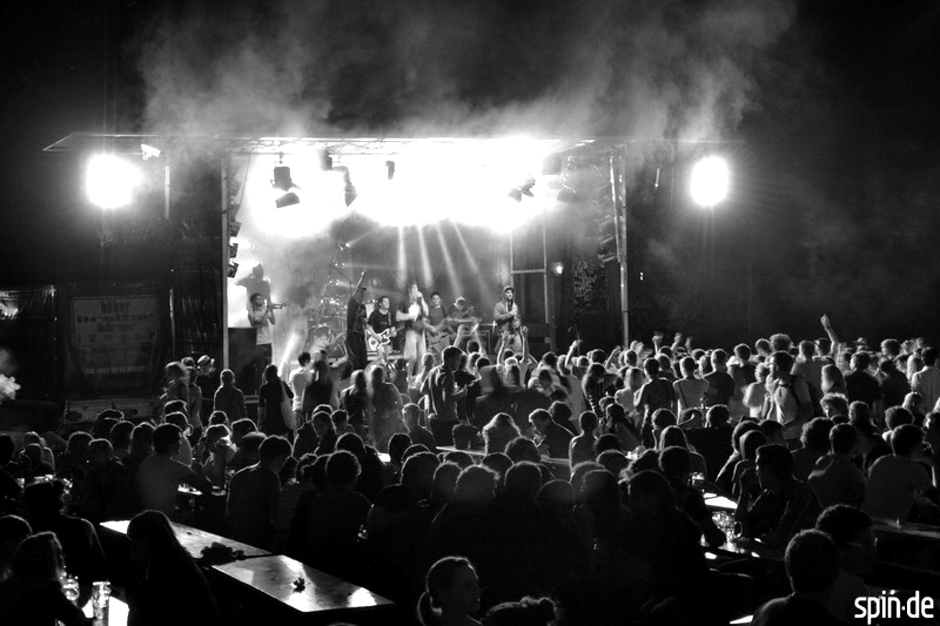 Live Tunix 2012