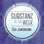 Substanz of the week - Der Jungbrunn | Artwork-Credit FeinSign - Grafikdesign